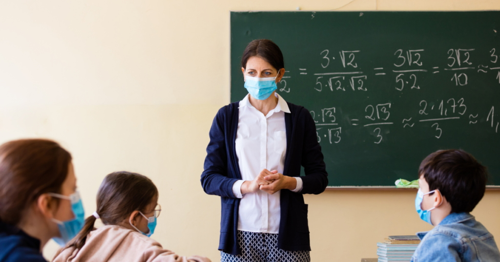 Teaching during the pandemic